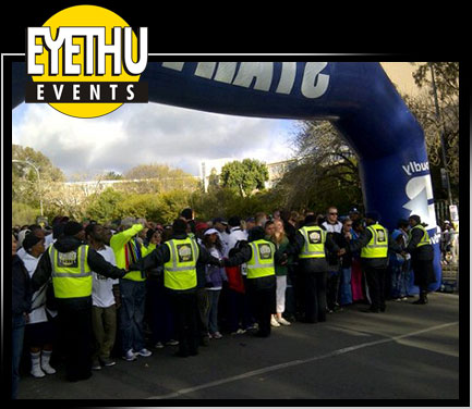 Contact Eyethu Events